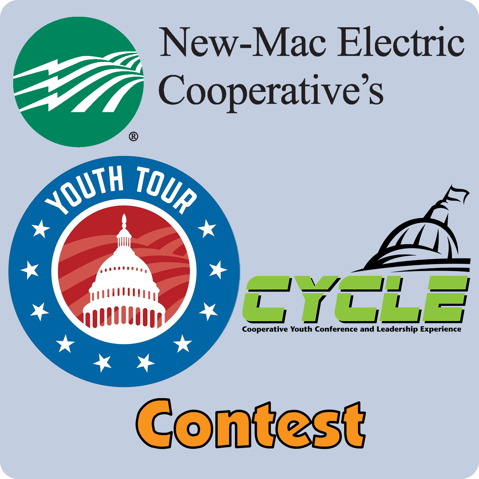 New-Mac's Youth Tour/CYCLE Contest